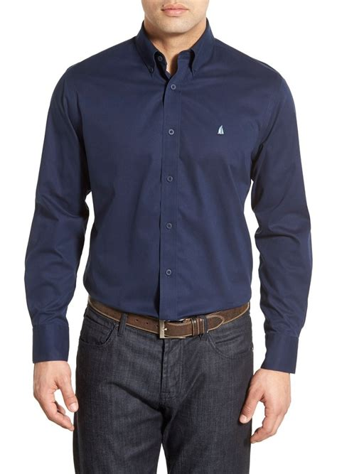 nordstrom boat shirt nordstrom nordstrom men s shop smartcare traditional fit