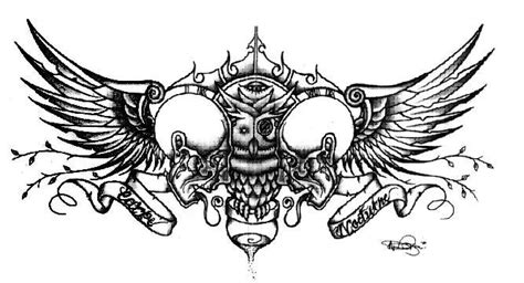 my chest piece design by awillis1989 on deviantart
