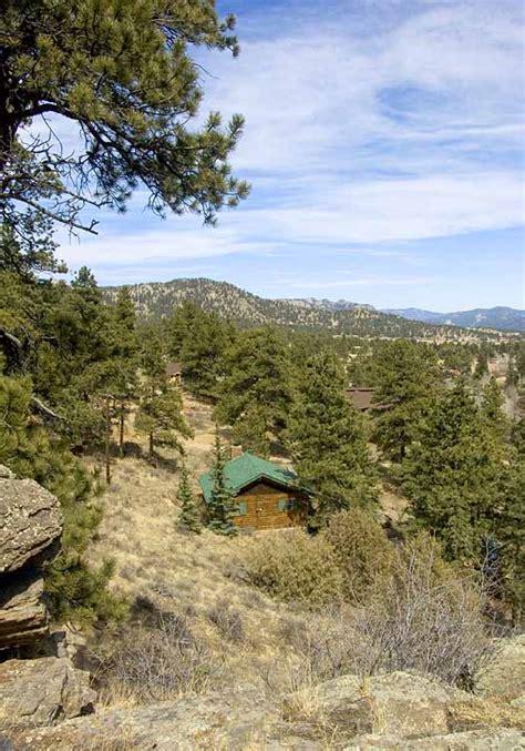 estes park colorado braeside cabin photo album