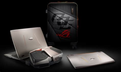 Laptop Asus Gaming Di Malaysia liquid cooled asus rog gx700 gaming laptop might be