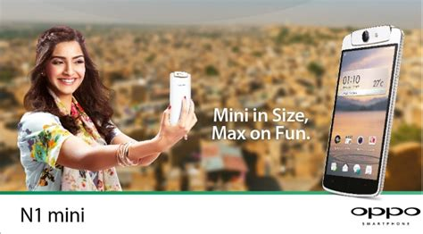 Oppo R3 Custom oppo n1 mini set to launch in india at august 11 event