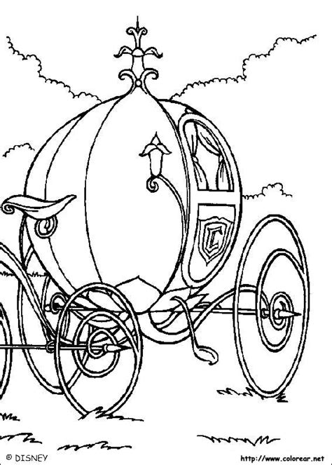 imagenes para viñetas html dibujos para colorear de cenicienta