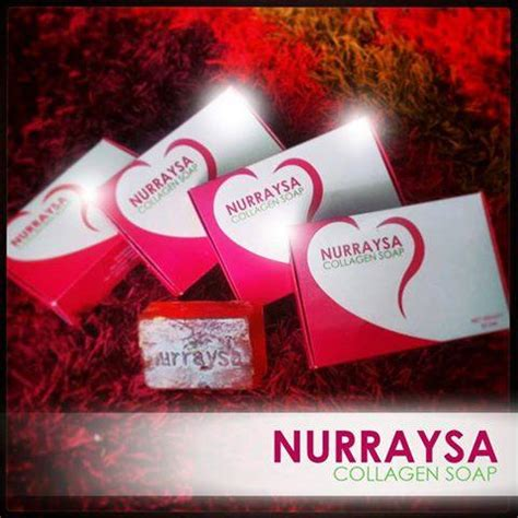 Sabun Collagen Nurraysa want to sell sabun collagen nurraysa rm26 new testimoni