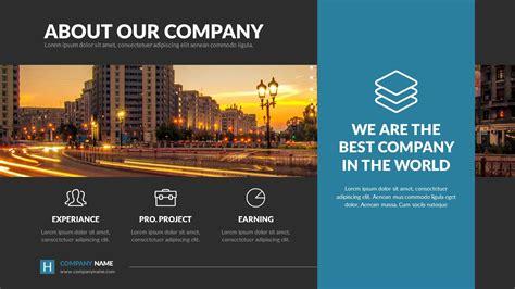 Harmony Business Powerpoint Presentation Template By Small Business Powerpoint Templates Best 2017