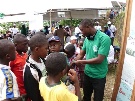 Community Development Worker by International Day Of Happiness 2015 Green Cameroon