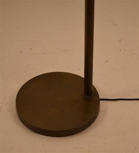 swing arm floor l brass brass swing arm floor l for sale at 1stdibs