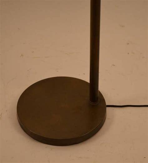 swing arm brass floor l brass swing arm floor l for sale at 1stdibs