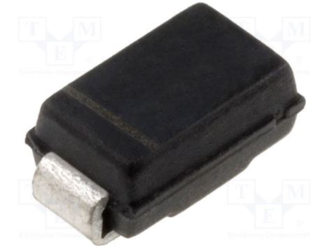 diodes inc b340a smd schottky diodes transfer multisort elektronik electronic components