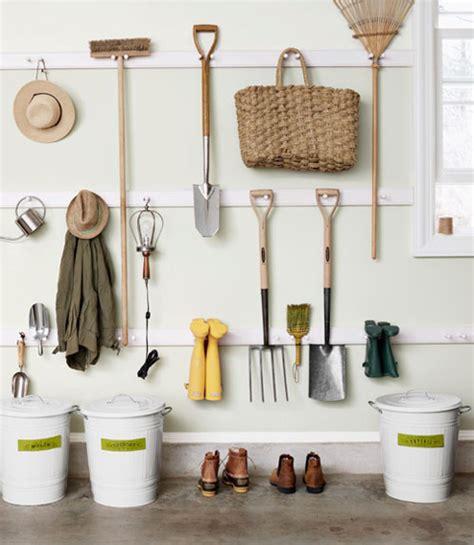 organizing garden tools in garage awesome diy garden tool racks you should make diy crafts