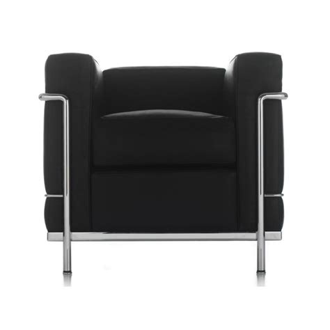 Le Corbusier Lc2 Armchair by Le Corbusier Lc2 Armchair Cassina Ambientedirect