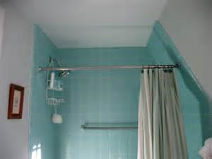 Tension Curtain Rods Bunnings Shower Curtain Rail Curved Nz Best Curtain 2017