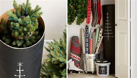 best 25 diy christmas tree storage ideas on pinterest