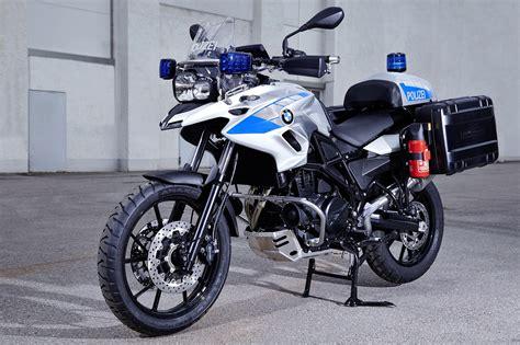 Polizei Motorrad Modelle by Foto Bmw Auf Der Gpec 2016 Bmw F 700 Gs Polizei