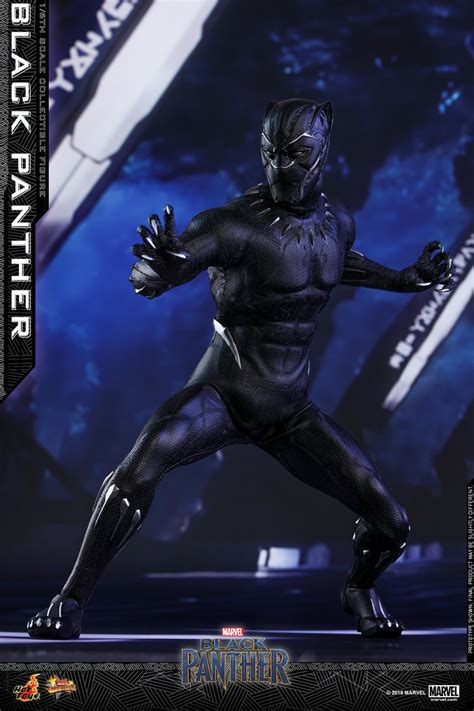 Toys Black new black panther 1 6 scale figure by toys the