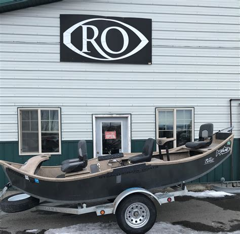 stealthcraft drift boats for sale ro driftboats used boats