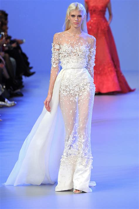 Runway Report Elie Saab Couture by Runway Report Elie Saab Haute Couture Palermo
