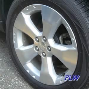 Subaru Oem Wheels 2010 Subaru Forester Oem Factory Wheels And Rims