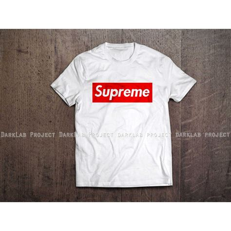 Supreme Shirts by Supreme Shirt Shopee Philippines