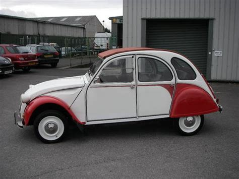 Citroen 2cv For Sale by For Sale Citroen 2cv Dolly 1988 Classic Cars Hq