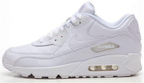 Nike Air Max T90 3 nike air max 90 leather white trainers 302519 113 ebay