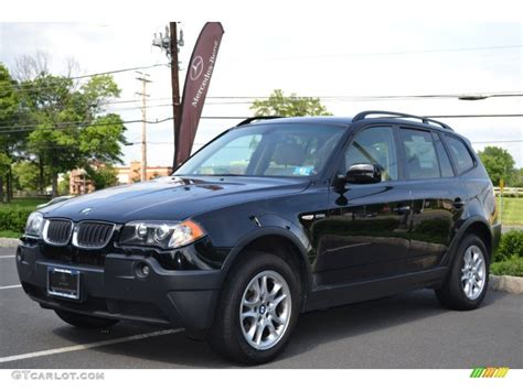 2004 bmw x3 change jet black 2004 bmw x3 2 5i exterior photo 66783602