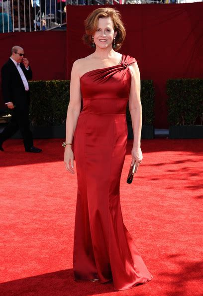 Pictures From The 61st Emmy Awards by Sigourney Weaver In 61st Primetime Emmy Awards Zimbio
