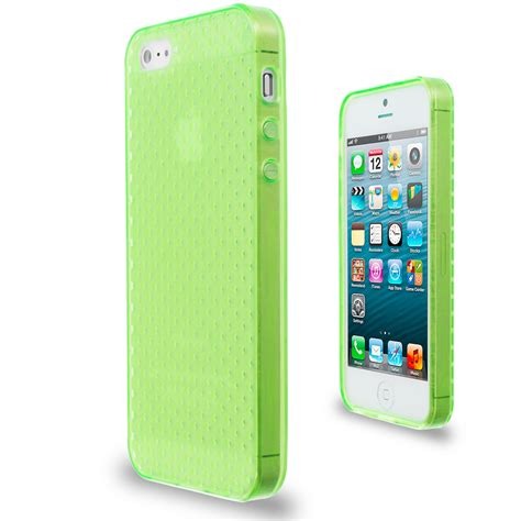 Casing Iphone 5g 1 tpu mesh perforated color rubber skin cover for apple iphone 5 5g 5s ebay