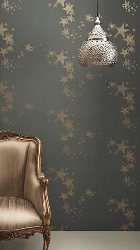 metallic wallpaper for walls bunnatine dreams metallic wallpaper
