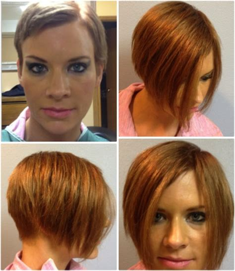 pics of short hair with weave clips short hairstyles with extensions hairstyles