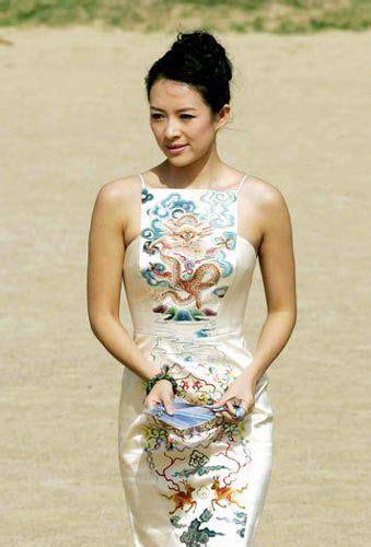 zhang ziyi cheongsam 27 best chinese dresses qipao and cheongsam images on