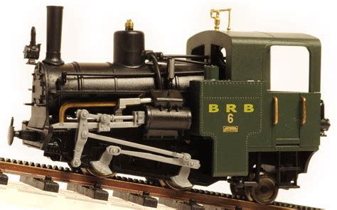 Rack Railway by Ferro 1050 06 Austrian Brb Rack Railway Loco Nbr 6