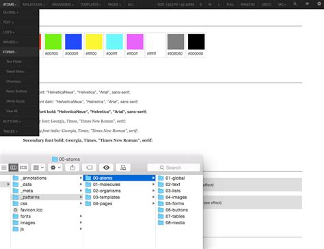 pattern lab component builder an in depth overview of living style guide tools