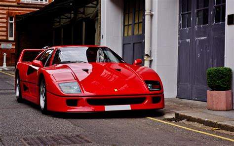 ferrari f40 28 ferrari f40 hd wallpapers background images