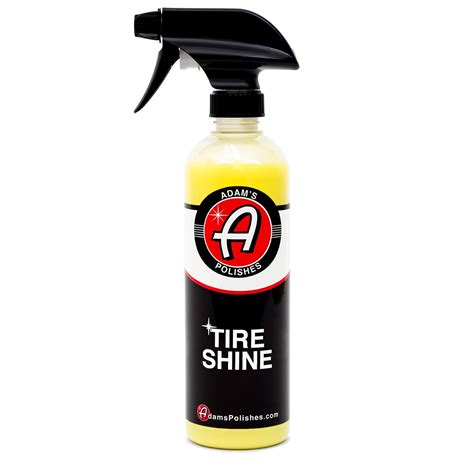 Best Product To Clean Upholstery Adam S Polishes 16oz Tire Shine Tire Dressing Tire Shine