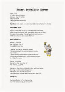 Hazardous Materials Specialist Sle Resume by Business Continuity Specialist Resume