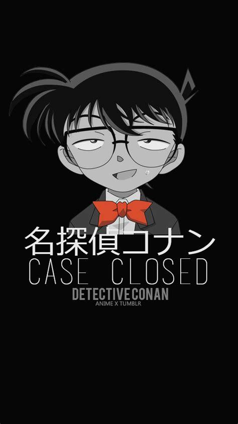 detective conan wallpaper | Tumblr | Animasi, Detective
