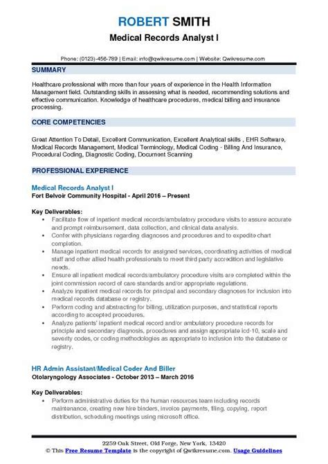 sle cv for victoria state sponsorship resume template for medical records image collections