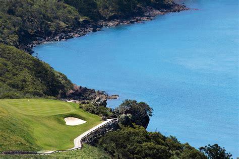 hamilton island golf club dent island australia