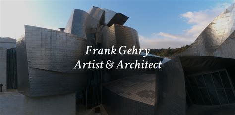 frank gehry artist and architect canvas a magazine by