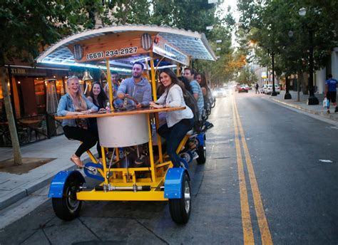 pedal boat san jose 5 epic northern california brewery tours