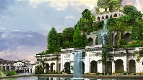 hanging gardens of babylon tedy travel