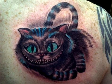 cheshire cat smile tattoo the world s catalog of ideas