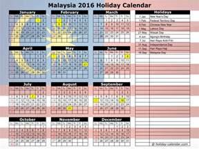 Nicaragua Kalendar 2018 Malaysia 2016 2017 Calendar