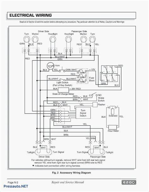 club car precedent 48v wiring diagram wiring diagram