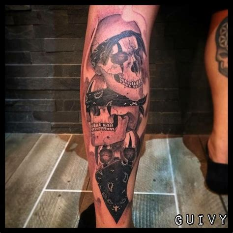 omerta tattoo guivy 232 ve geneva skull speak no evil