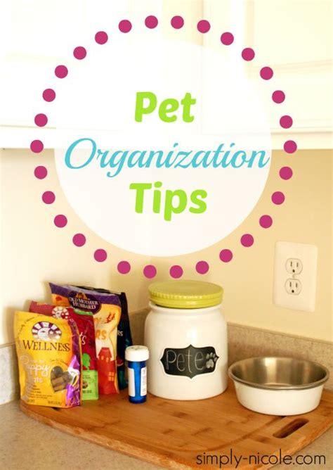 7 Ways To Organize Your Pet by Pet Organization Tips Hund Katze Hunde Und Katzen