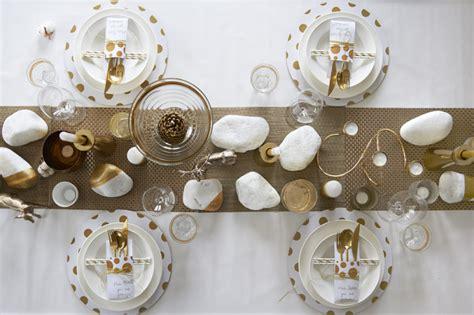 tavola natalizia oro tavola di natale 2015 oro tradizionale o shabby i
