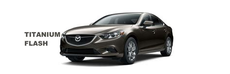 mazda 6 colors color options available on the 2016 mazda 6