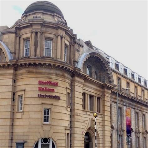 Sheffield Hallam Mba Entry Requirements by Sheffield Institute Of Arts Sheffield Hallam