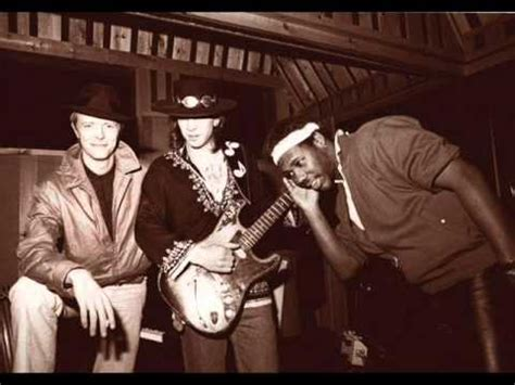 david bowie stevie ray vaughan lets dance youtube